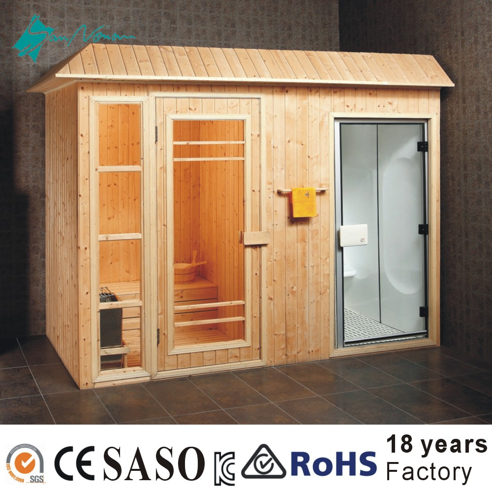 Sauna Steam Room Combination Sauna Steam Room Combination