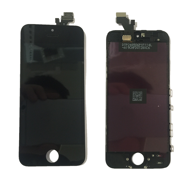 lcd para for iphone 5,for iphone 5 lcd touch screen digitizer