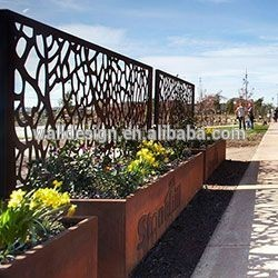 metal fence panels. 60 gorgeous fence ideas and designs. titan