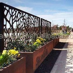 decorative metal fence panels - Decorative Metal Panels