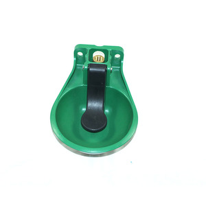 Manufacturer automatic plastic water bowls cattle drinking livestock