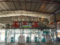 High quality maize grinding machine with price