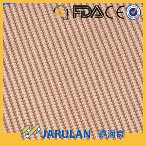 beige ribbed/rough-top rubber conveyor belt for carton industry