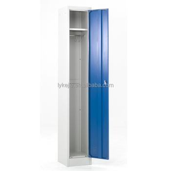 Single Door Clothes Changing Lockers All Steel Locker Kids Lockers Clothing  Almirah For Bedroom
