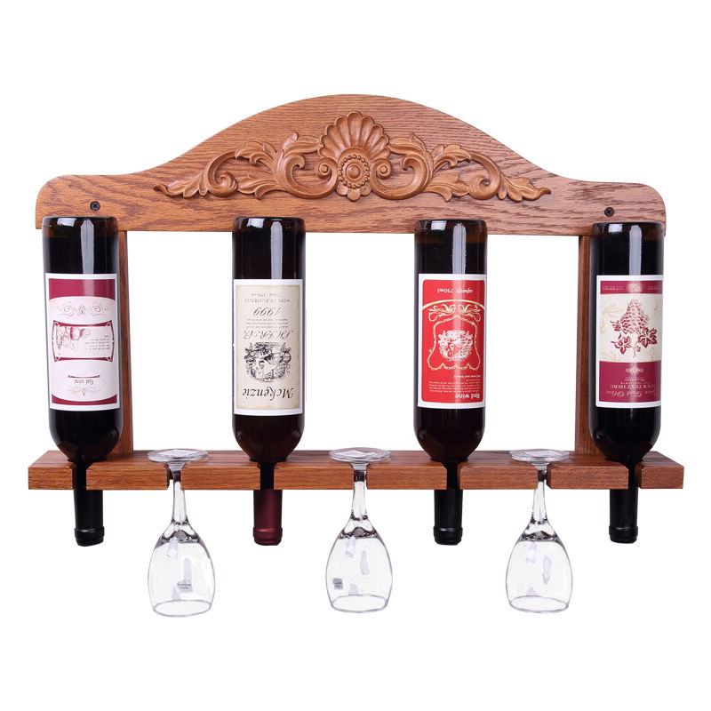 Wood Whisky Bottle Holder Ideas: Online Buy Wholesale Wood Red Oak From China Wood Red Oak