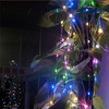IP68 LED rice light Christmas Vines Branches light 380L Waterproof 2 meter White/Warm White/Muticolor rice led string