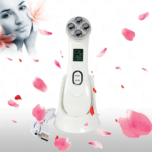 LED photo therapy beauty personal care machine for home use RF facial beauty equipments
