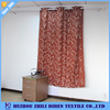 New Design Embroidered Fancy Living Room Window Curtain
