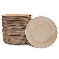 100% mao bamboo disposable plate,eco friendly plates,bamboo party plates