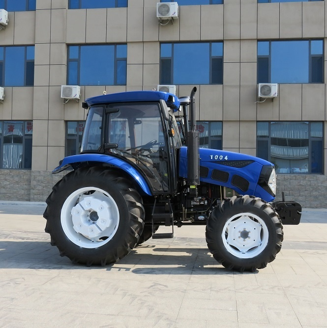 2019 hot koop! 90HP 4x4 landbouw landbouw tractor made in china
