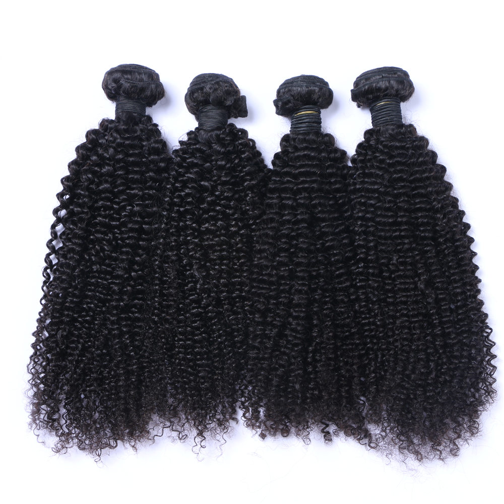 Hot selling Virgin Hair wholesale cheap virgin brazilian kinky curly remy hair <strong>weave</strong>