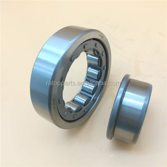 NJ308E 2U1610 Bearing for Excavator Roller Bearing