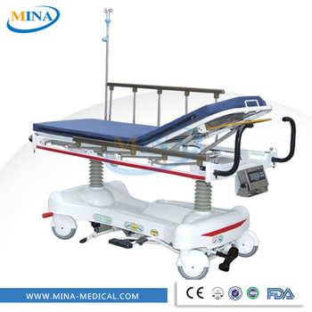 Mina-st003 Hospital Stretcher Ambulance Bed For Sale
