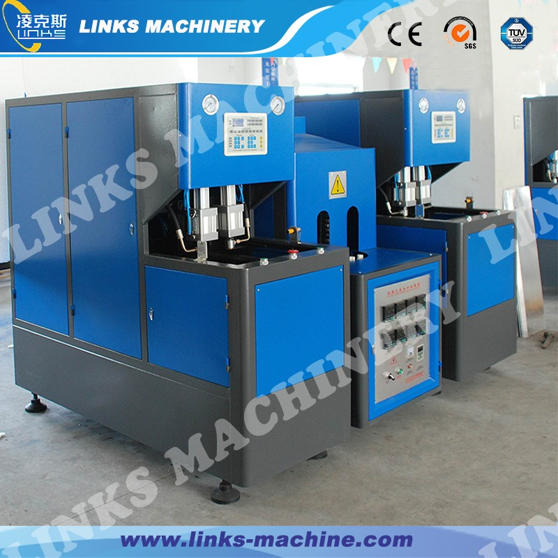 500ml plastic bottle blow moulding equipment / device / system / line / plant with engineer available