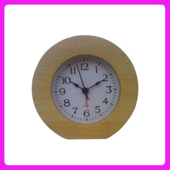 Wood Digital Clock Wood Clock Carved Wood Wall Clock Decor