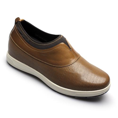 slip on increasing Brand height Custom mens shoes hidden gxAqIgwXT