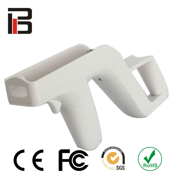 ABS+PC materials for wii zapper gun for wii games