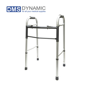 Aluminum Adult Walkers with Adjustable Bottom