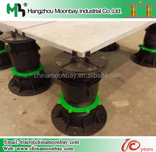 like naralite tile support raised floor pedestal leveling system