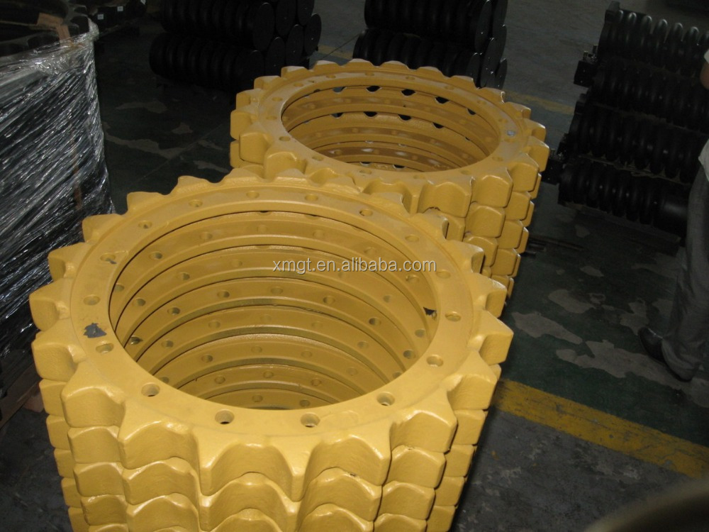 TD15C/TD25/TD40 bulldozer sprocket/segment group, View TD15 sprocket, MS  Product Details from Xiamen Globe Truth (GT) Industries Co , Ltd  on