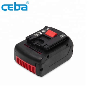 OEM Rechargeable 18V 4.0 Ah Power Tool Replacement Lithium Lion Battery Pack for CAG180-01 DGSH-181 FHN180