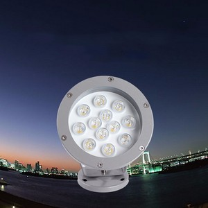 CE UL CUL DLC garden outdoor ip65 led floodlight 10w ip66 led flood light outdoor round led floodlight