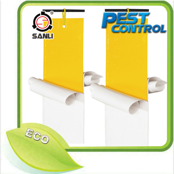 Yellow and blue color Insect Glue Trap