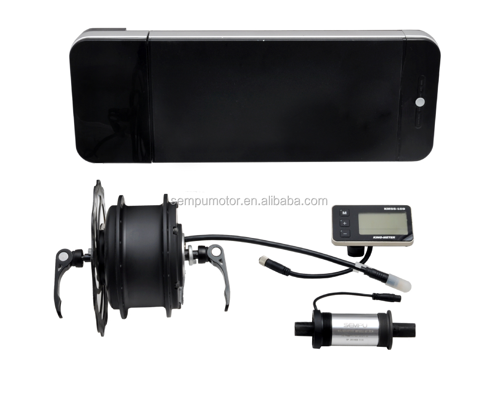 High Standard -FRONT HUB INTEGRATED MOTOR E-BIKE KIT
