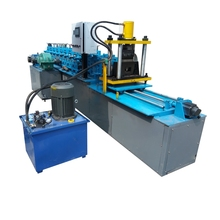 Overzeese Na-sales Service hoek ijzer roll forming <span class=keywords><strong>machine</strong></span>