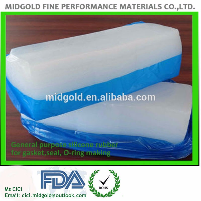 HTV silicone rubber materials solid silicone rubber compound
