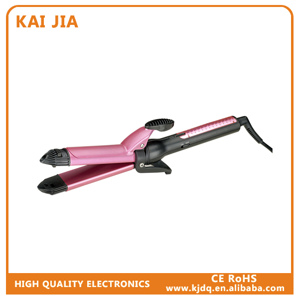 blow dryer hair curler