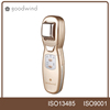 2015 Beauty ultrasonic ion facial bottom price mini handheld vibrating body massager