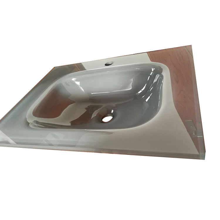 Granite Farm Sink Silicone Collapsible Cast Iron Catch Wash Basin