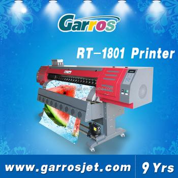 Eco solvent printer digital printing vinyl sticker wallpaper media machine