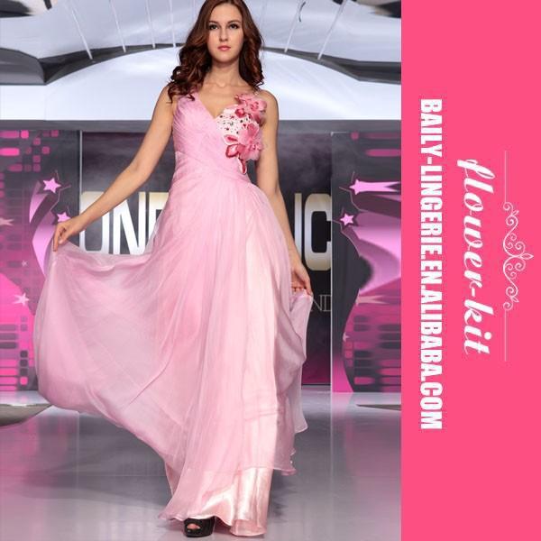 Venta al por mayor venta vestidos en chifon-Compre online los ...