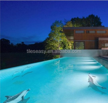 Swimming Pool Tile Dolphin Buy Glass Swimming Pool Tile Dolphin Ceramic Swimming Pool Tile