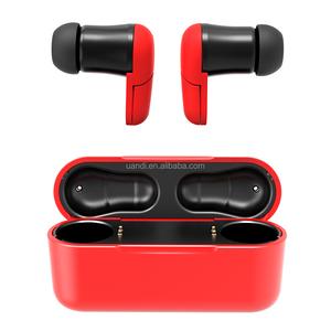 2018 New Style Earphone Wireless Headphone in-ear tws True earpod With Mic stereo Headset