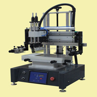 Automatic Solder Paste Printer , PCB Screen Printing Machine