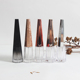 new pattern hot sell 7.5 ml lipstick octagonal cone shape lip gloss tube packaging