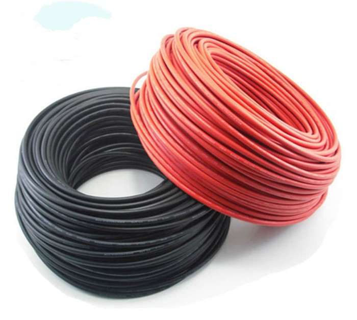 Low price solar cable for PV System TUV Approved copper wire