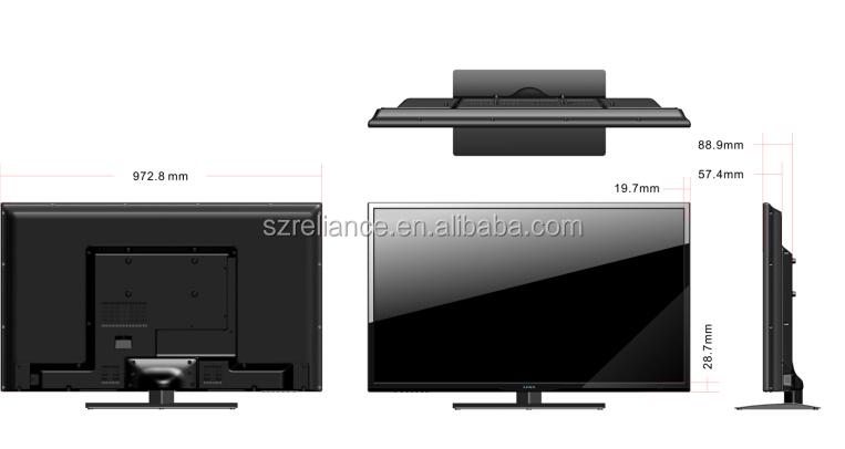 moins cher gros 42 pouces taille 1080 p troite cadre. Black Bedroom Furniture Sets. Home Design Ideas