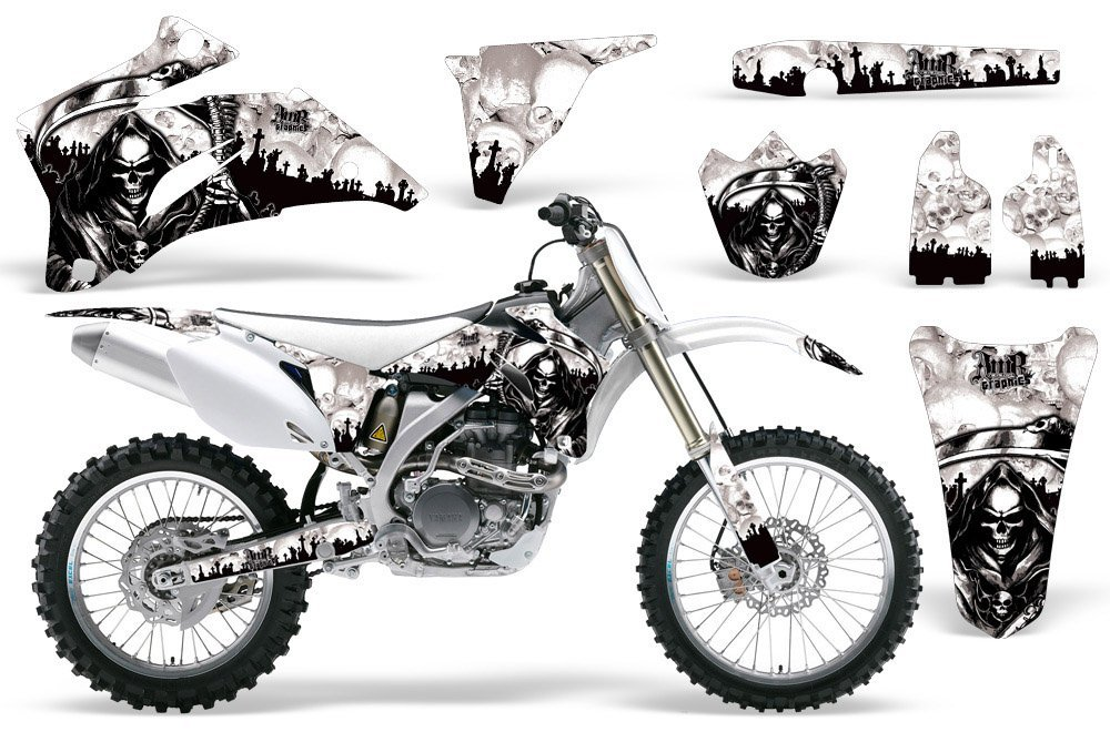 Buy Butterfly-AMRRACING MX Graphics decal kit fits Yamaha YZ 125/250
