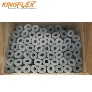Extrusion Molding Neoprene Pipe Insulation