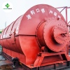 100% Quality Culture Automatic Waste Used Tyre Plastic Pyrolysis Recycling System To Oil Making Electricity