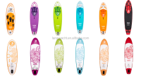 DWF And Pvc Surf Board Inflatable Kids Sup Board