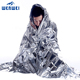 Water and wind proof resuable emergency blanket hospital medical thermal blanket