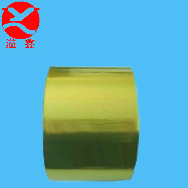 metalized pet lamination film rolls with high gloss for food packaging