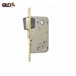 High quality magnetic door lock body with silence door lock RU and EUROPE market