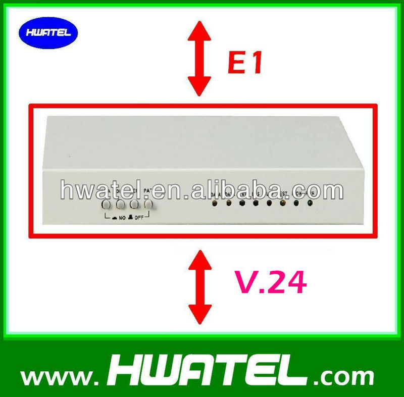 G 703 to RS-232 V 24 Interface Converter