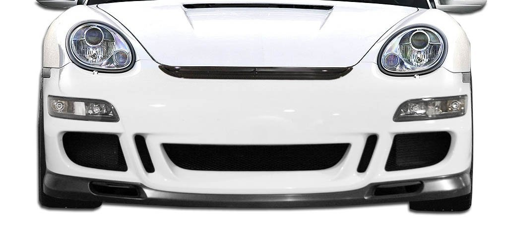 2006-2012 Porsche Cayman 2005-2012 Porsche Boxster Duraflex GT3-RS Look Front Lip Under Spoiler Air Dam - 1 Piece